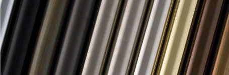 Metal Finishes Available